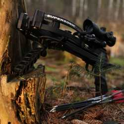 X-BOW FMA Supersonic - 120 lbs Pistol Crossbow with RedDot