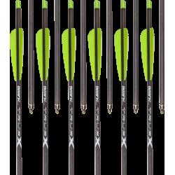 "Bear Archery TrueX 20"" Crossbow bolts"