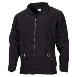 "Fleece jacket, ""Arber"", full zip"