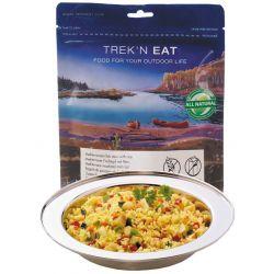"Trek 'n Eat, ""Mediterranean fish pot with rice"""