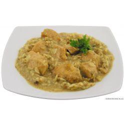 Hähnchen Curry mit Reis, Vollkonserve, 400 g