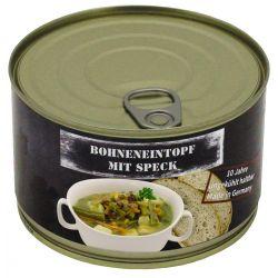 Bohneneintopf mit Speck, Vollkonserve, 400 g