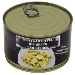 Bratkartoffel m. Speck und Ei, Vollkonserve, 400 g