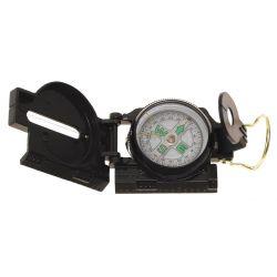 Compass, US type, metal case, liquid damped