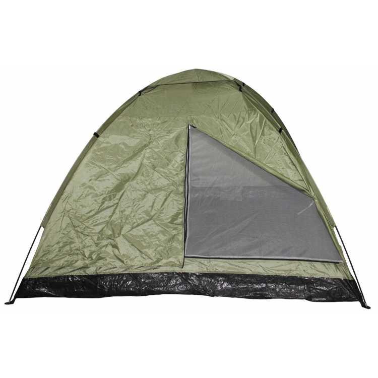 "Tent, ""Monodom"", 3 people, olive, size. 210x210x130 cm"