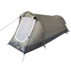 """Tunnel tent, """"Hochstein"""", olive, size: 220 x 130 x 100 cm"""
