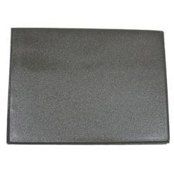 BW Isomatte, kleines Format, aufklappbar, oliv