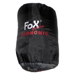 """Mumienschlafsack, """"Economic"""", schwarz/grau"""