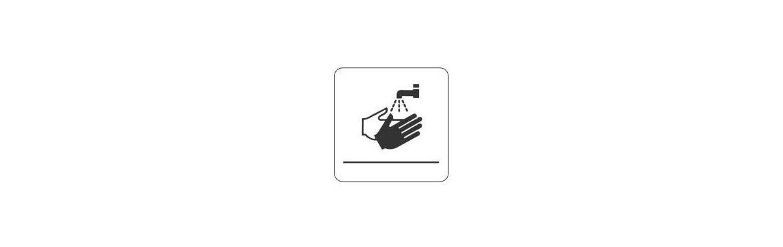 Hygieneartikel für Fluchtrucksäcke