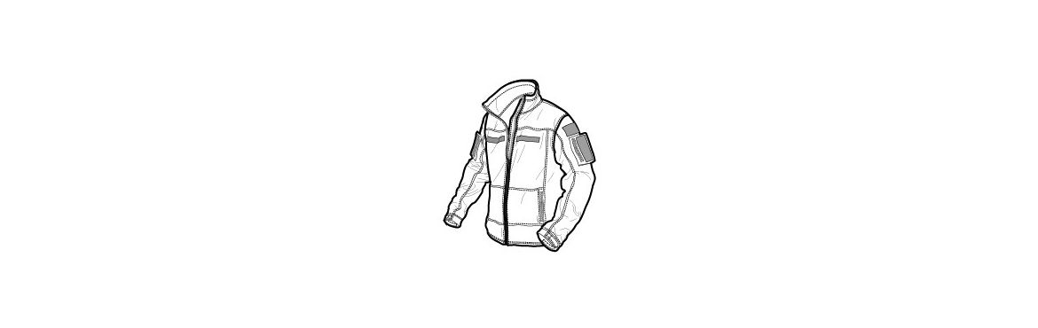 Jackets - survival equipment and crisis preparedness