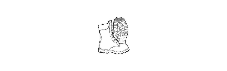 Scarpe / stivali: equipaggiamento per la sopravvivenza e preparazione alle crisi