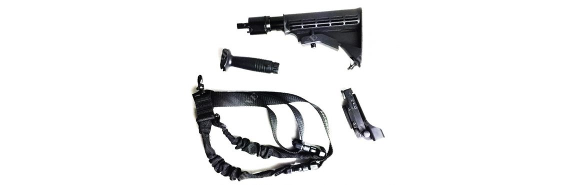Crossbow and bow accessories / spare parts